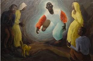 MacLeish American Painting WPA