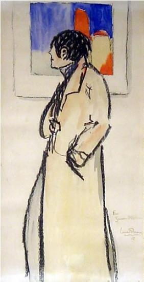 Irish Drawing James Stephens Modern