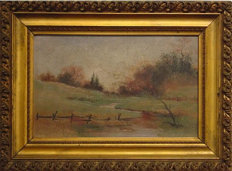 161: American Painting Landscape