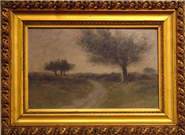 162: American Painting Landscape