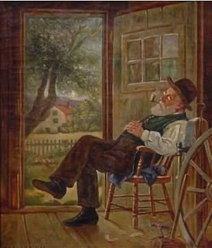 Brickwedel American Painting Americana