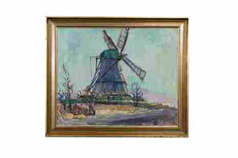 Per Sonne Danish 1906 1996