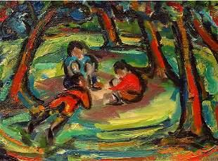 21: Bugzester American Painting Modern