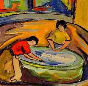 24: Bugzester American Painting Modern