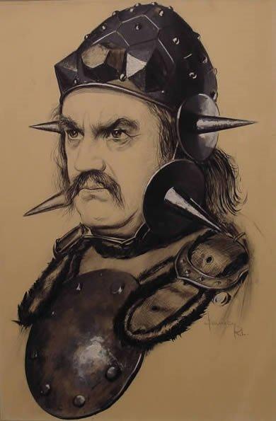147: Robert Benney Shakespeare Illustration Lyn Harding