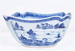 Chinese Bowl (18th - 19th Century)