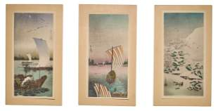 Japanese Woodblock Prints (19th - 20th Century)