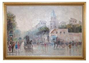French School Painting  (20th Century)