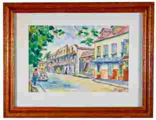 Watercolor Painting (20th Century)