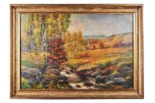 American School Painting (20th Century)