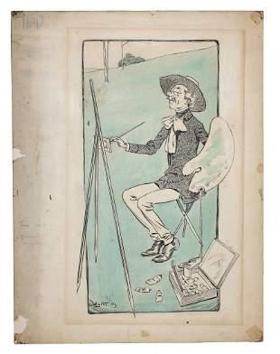 Wilmot Lunt (British, 1856 - 1939)