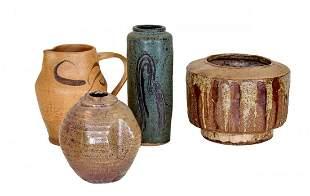 Stoneware Pottery (Mid Century)