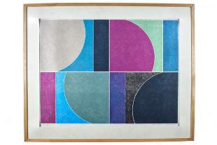 Modern School Color Lithograph (20th Century)