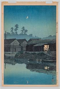 Hasui Kawase (Japanese, 1883 - 1957)