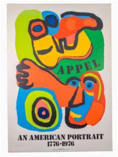 Karel Appel (Dutch, 1921 - 2006)