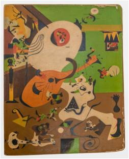 Joan Miro, After (Spanish, 1893 - 1983)