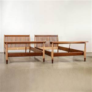 Finn Juhl Exceptionally Rare 626 Daybeds (1948)