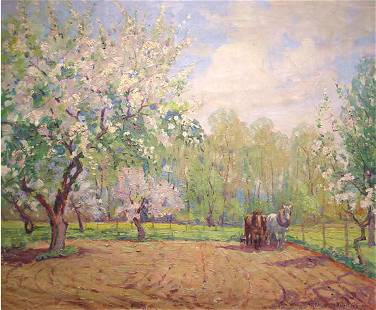 Beaumont American Painting Horse Farm