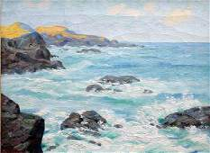 3: Sherman American Painting Seascape