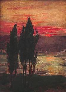 Bernstein American Painting Impressionist