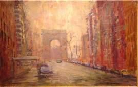 7: Springer American Painting Washington Square