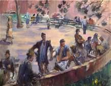 8: Springer American Painting Washington Square