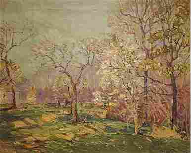 Beaumont American Painting Impressionist