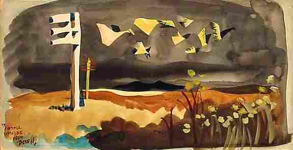 Kingman American Painting Modernist