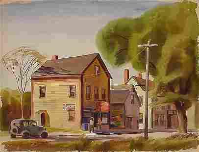 Jamieson American Painting Rural
