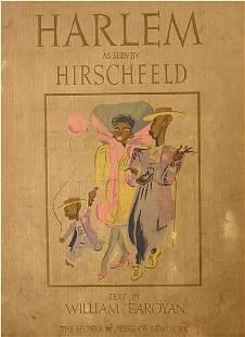 Hirschfield African American Harlem Manhattan