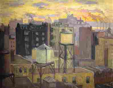 Herrmann American Painting Modern