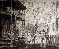 Wright American Etching South Carolina
