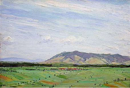Kuehne American Modern Painting, Bavaria