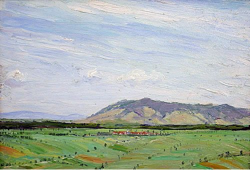 1: Kuehne American Modern Painting, Bavaria