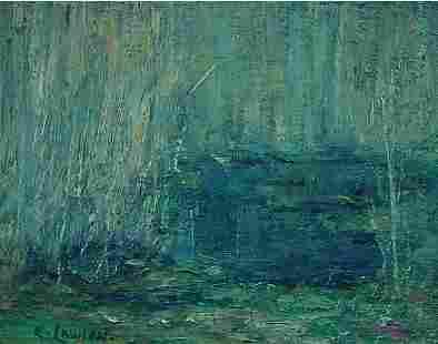Lawson American Impressionist Florida