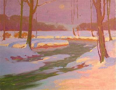 Albright American Impressionist New York
