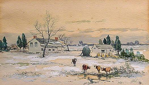 Wiggins American Painting New York