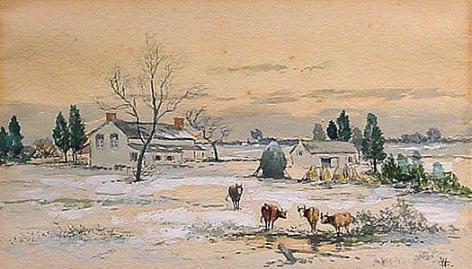 9: Wiggins American Painting New York