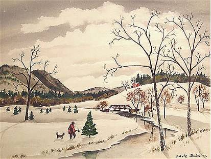 Dehn American Modern Painting