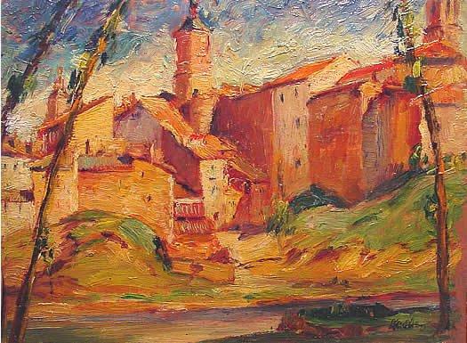 15: Kuehne American Modern Painting, Spain