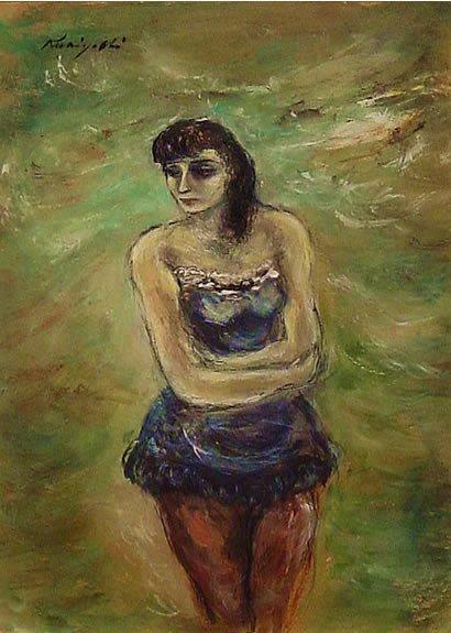 16: Kuniyoshi American Modern Painting