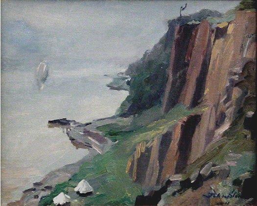 18: Sloan American Modern Painting Hudson
