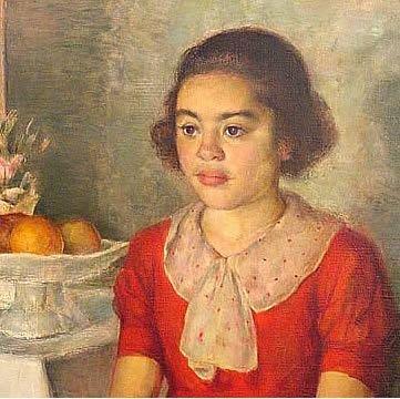 21: Simkhovitch American Modern Painting