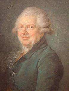 French Painting 18th Century Portrait