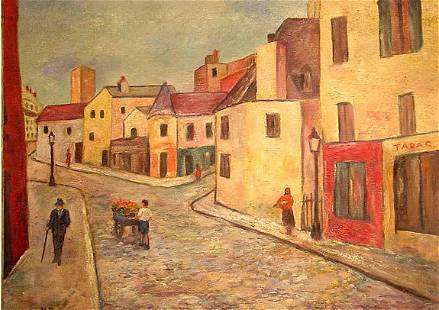 French Painting Village