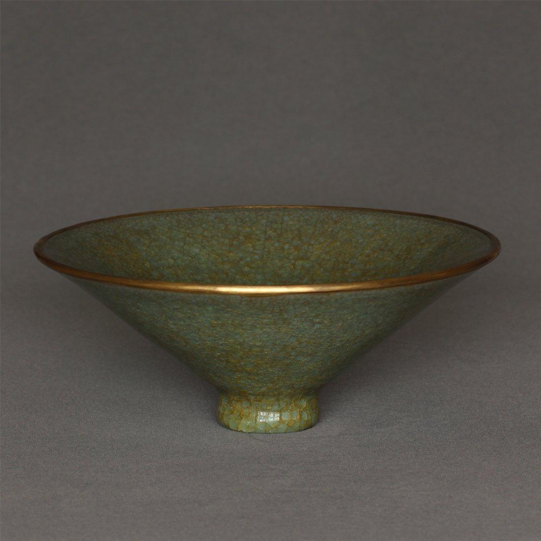 A LongQuan-Kiln Bowl Southern Song Dynasty. - 6