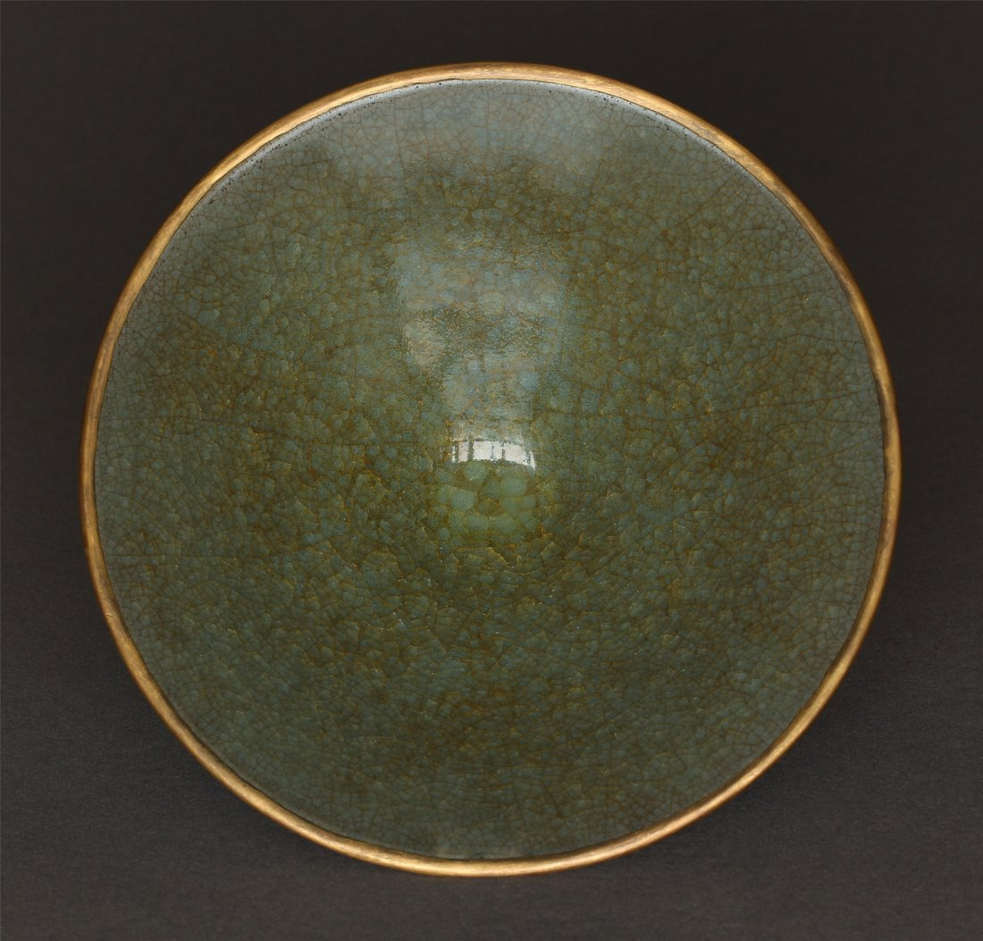 A LongQuan-Kiln Bowl Southern Song Dynasty. - 8