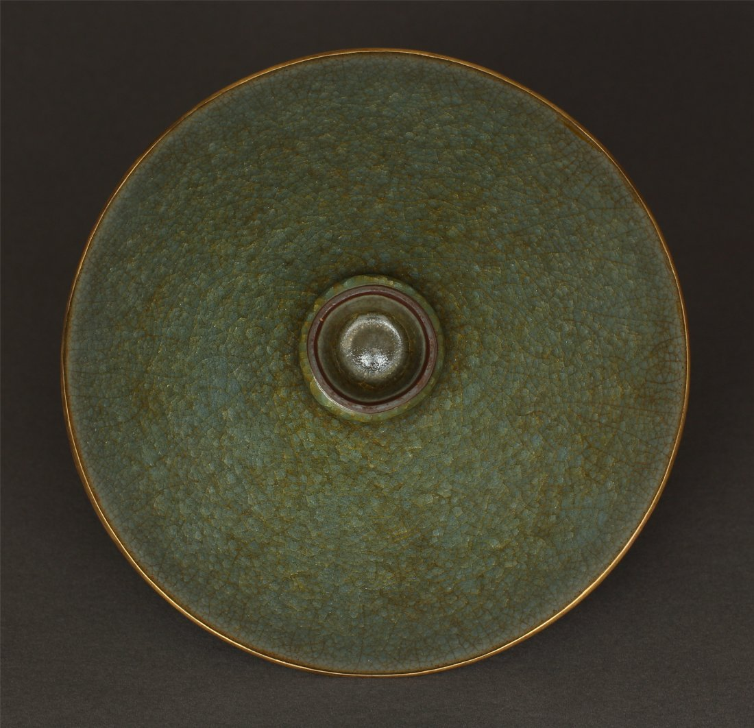 A LongQuan-Kiln Bowl Southern Song Dynasty. - 9