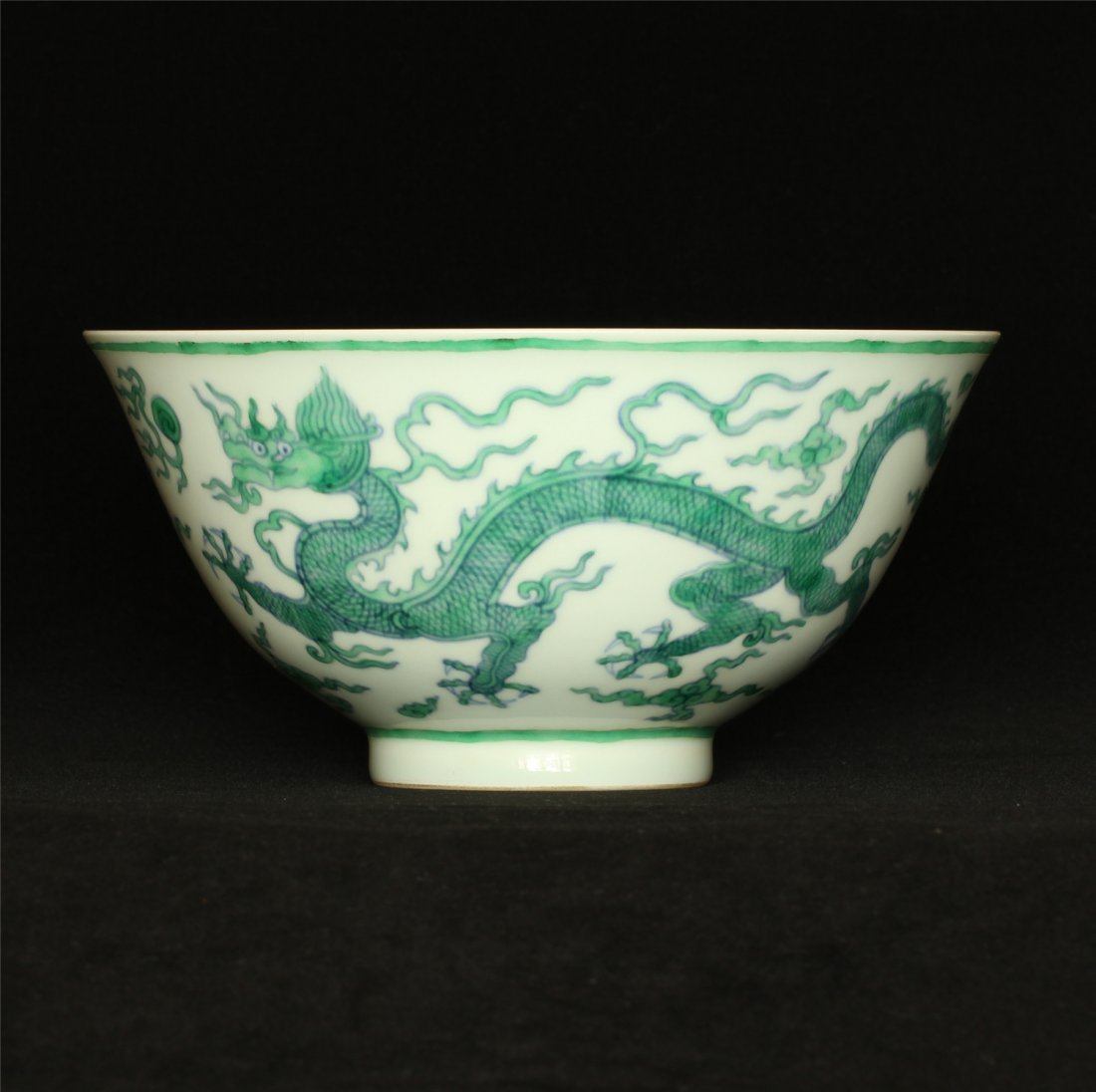 Doucai porcelain bowl of Ming Dynasty ChengHua mark.