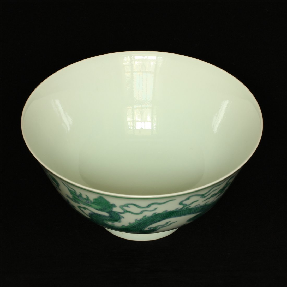 Doucai porcelain bowl of Ming Dynasty ChengHua mark. - 3